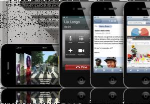 Riparazione iPhone 4