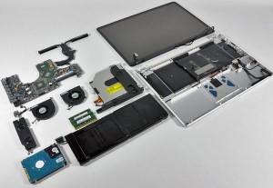 Assistenza Completa per il Macbook Pro e sostituzione pezzi